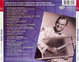 Spike Jones/His City Slickers - Classic Songs of Spike Jones and His City Slickers