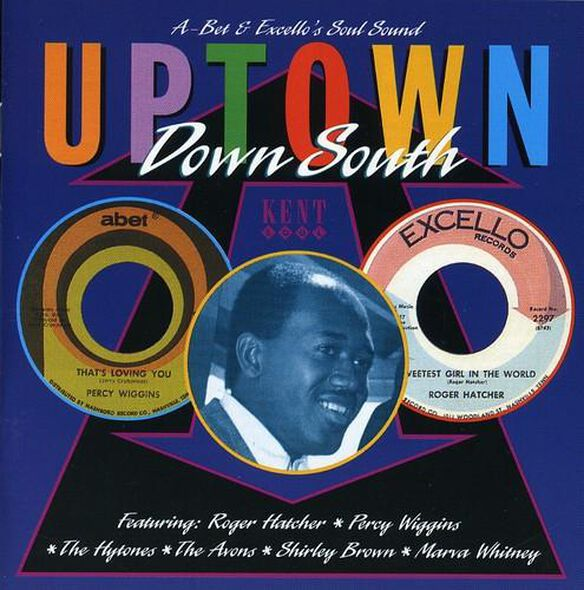 Uptown Down South / Various (Uk)