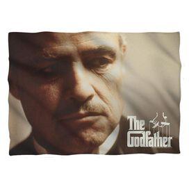 Godfather Vito Pillow Case White