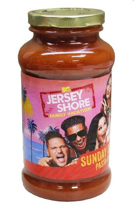 Jersey Shore Family Vacation Sunday Dinner Marinara Pasta Sauce