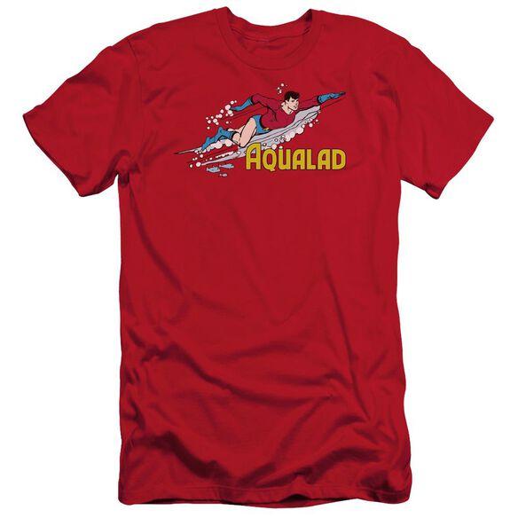 Dc Aqualad Short Sleeve Adult T-Shirt
