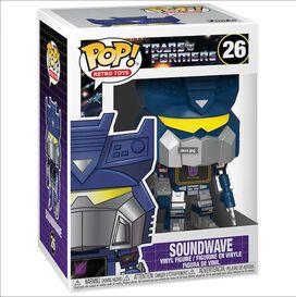 Funko Pop! Transformers: Soundwave