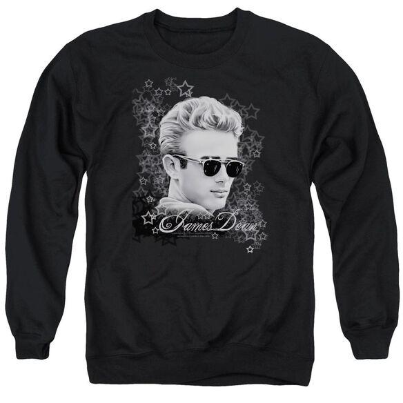 Dean Movie Star Adult Crewneck Sweatshirt