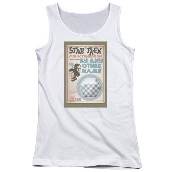 Star Trek Tos Episode 51 Juniors Tank Top