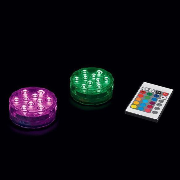 SpotGlo - Waterproof Multicolor LED Ambient Lights