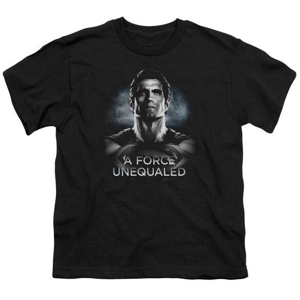 Batman V Superman Unequaled Short Sleeve Youth T-Shirt