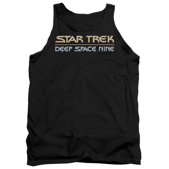 Star Trek Deep Space Nine Logo Adult Tank