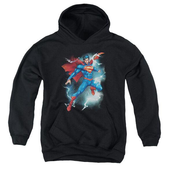 Superman Annual #1 Cover Youth Pull Over Hoodie