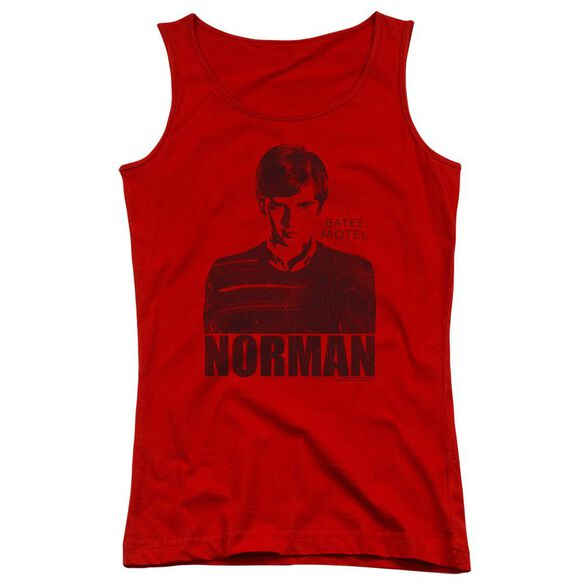 Bates Motel Norman Juniors Tank Top