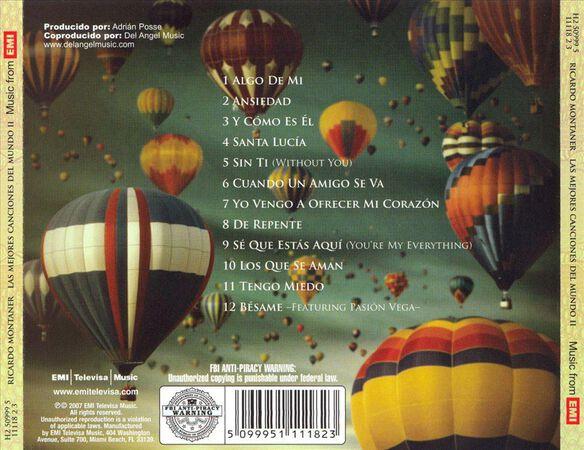 Mejores Canciones...V2 07