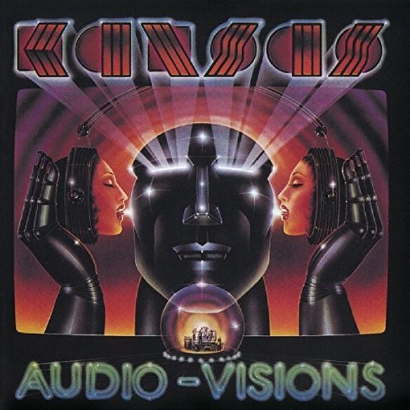 Kansas - Audio-Visions