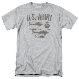 ARMY AIRBORNE - S/S ADULT 18/1 - ATHLETIC HEATHER T-Shirt