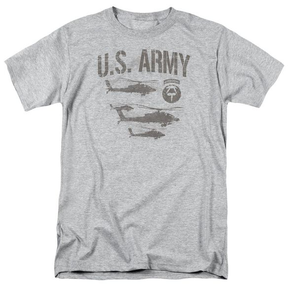 Army Airborne Short Sleeve Adult Athletic T-Shirt