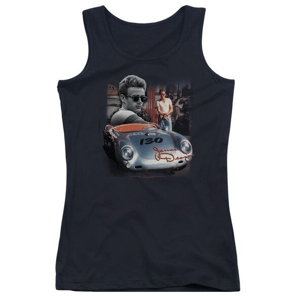 Dean Sunday Drive - Juniors Tank Top - Black