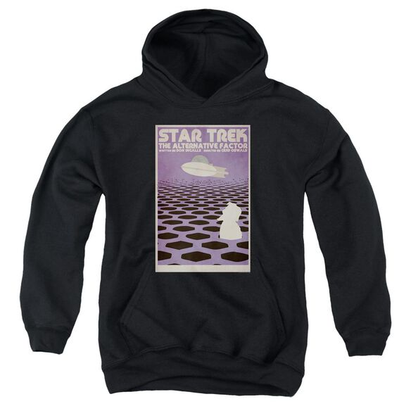 Star Trek Tos Episode 27 Youth Pull Over Hoodie