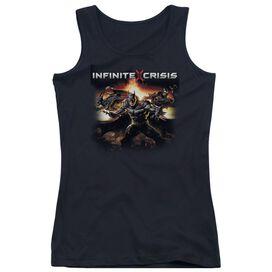 Infinite Crisis Batmen Juniors Tank Top
