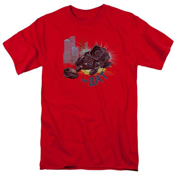 Dark Knight Rises The Bat Short Sleeve Adult T-Shirt