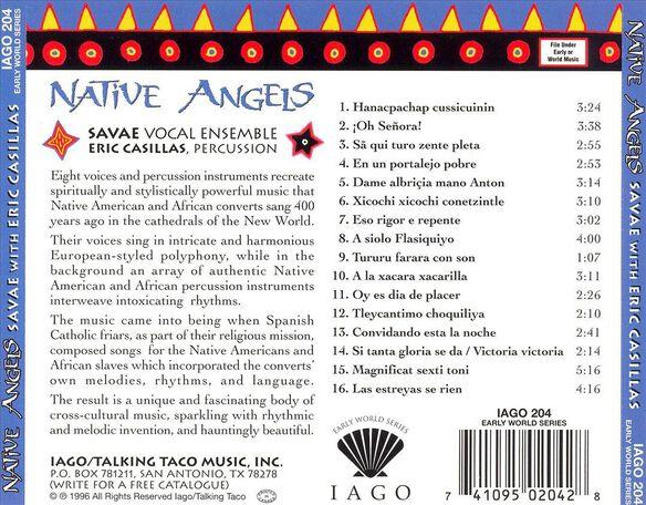 Native Angels... 497