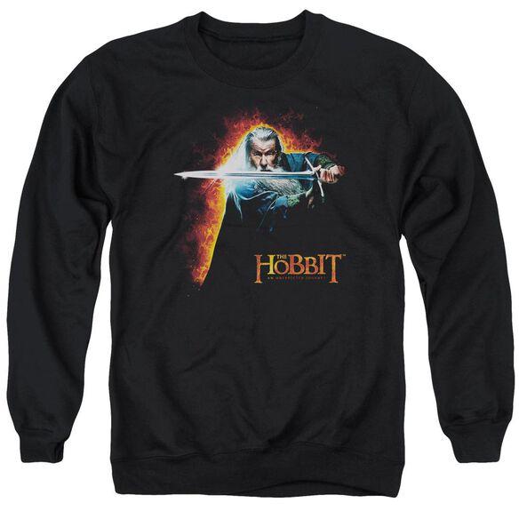 The Hobbit Secret Fire Adult Crewneck Sweatshirt