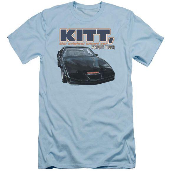 Knight Rider Original Smart Car Short Sleeve Adult Light T-Shirt