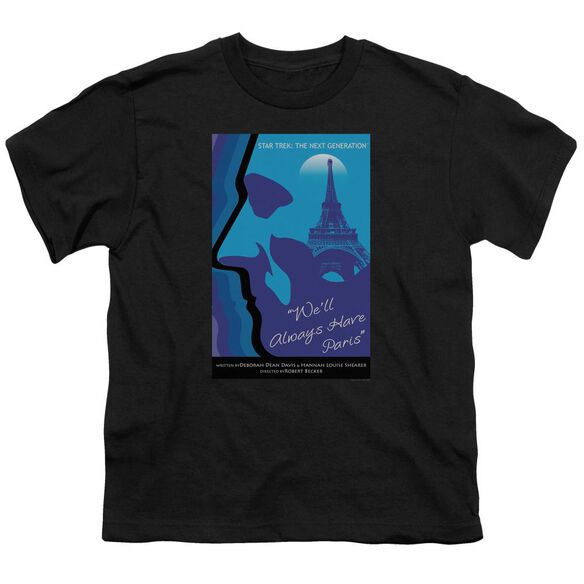 Star Trek Tng Season 1 Episode 24 Short Sleeve Youth T-Shirt