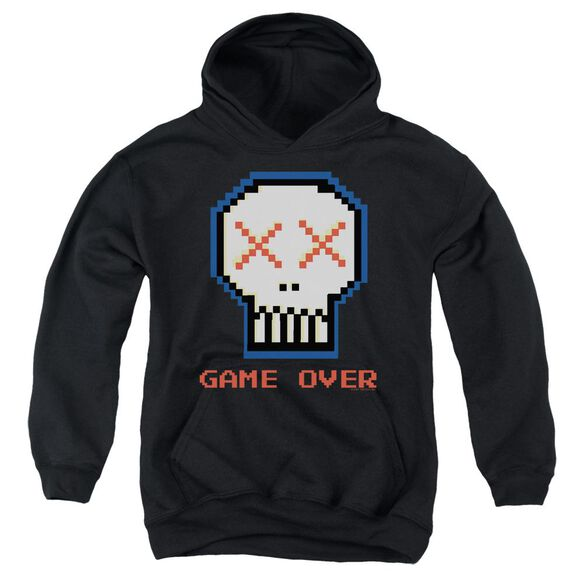 Game Over Youth Pull Over Hoodie