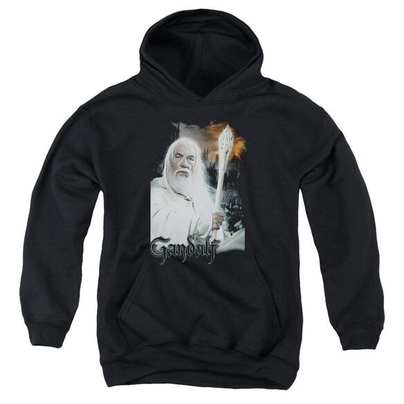 Lor Gandalf Youth Pull Over Hoodie