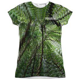 Predator Active Camo Short Sleeve Junior Poly Crew T-Shirt