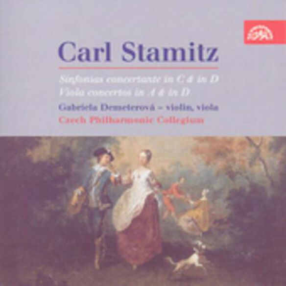 Gabriela Demeterova - Sinfonia Concertante / Concertos