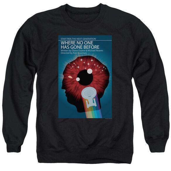 Star Trek Tng Season 1 Episode 6 Adult Crewneck Sweatshirt