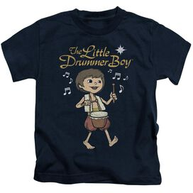 Little Drummer Boy Starlight Short Sleeve Juvenile T-Shirt
