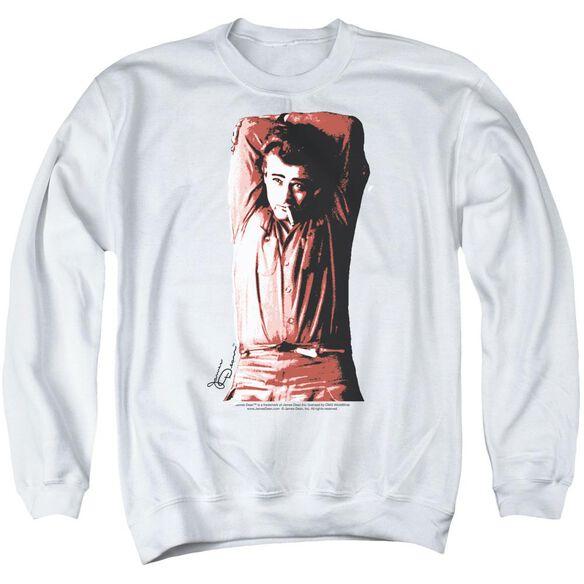 Dean Crossed Adult Crewneck Sweatshirt