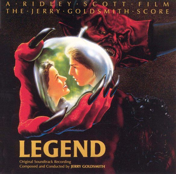 Legend / O.S.T. (Blk) (Gate) (Ogv) (Spec)