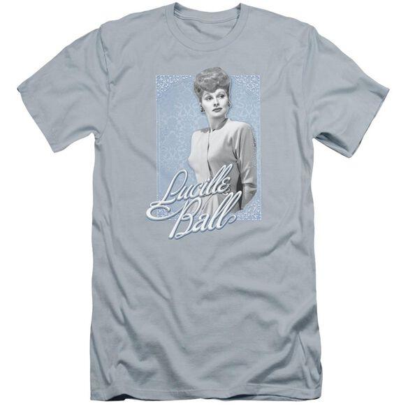 Lucille Ball Lace Premuim Canvas Adult Slim Fit Light