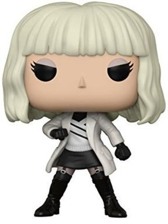 Funko Pop!: Atomic Blonde - Lorraine White Coat