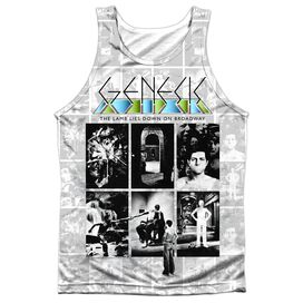 Genesis Lamp Adult Poly Tank Top