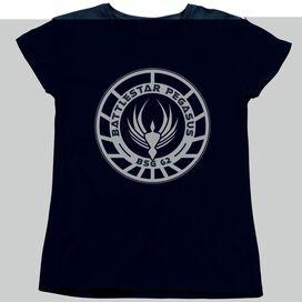 BSG PEGASUS BADGE - S/S WOMENS TEE T-Shirt