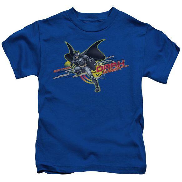 Dark Knight Knight Tech Short Sleeve Juvenile Royal T-Shirt