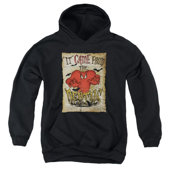 Looney Tunes The Depths Youth Pull Over Hoodie