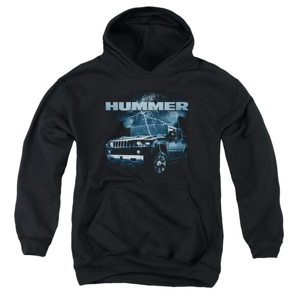 Hummer Stormy Ride Youth Pull Over Hoodie