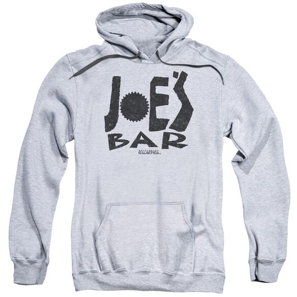 Bsg Joes Bar Logo Adult Pull Over Hoodie Athletic