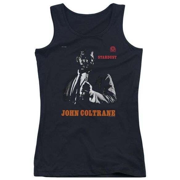 John Coltrane Coltrane Juniors Tank Top