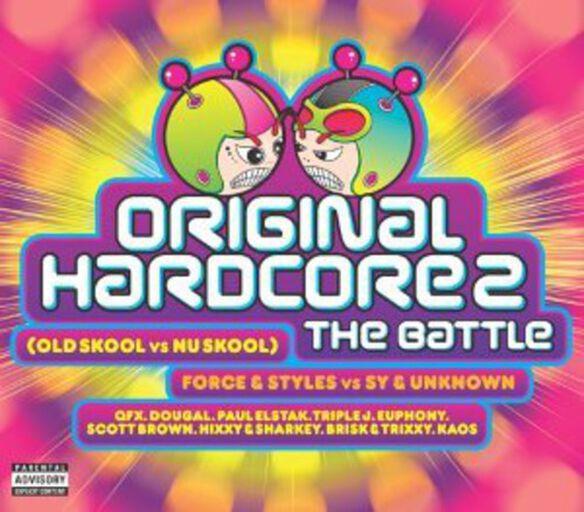 Ministry of Sound: Original Hardcore - Battle/ Va - Original Hardcore-The Battle
