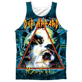 Def Leppard Hysteria Adult 100% Poly Tank Top