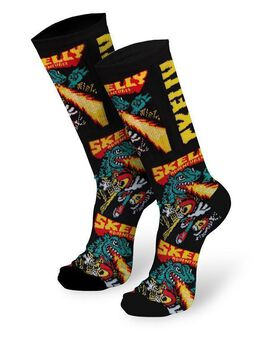 Skelly & Co Godzilla Socks [1 pair]