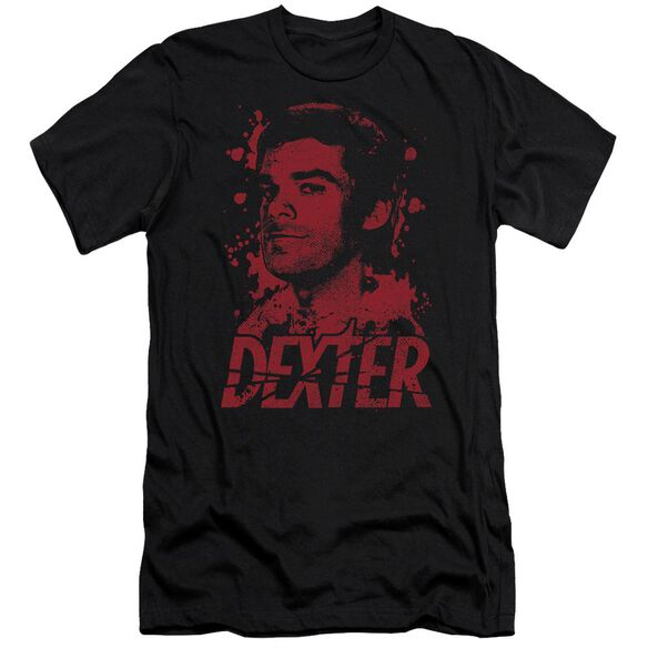 Dexter Born In Blood Premuim Canvas Adult Slim Fit