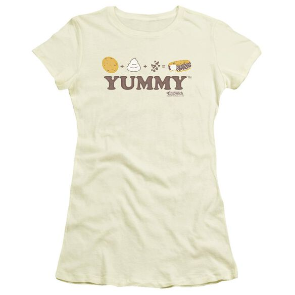Chipwich Yummy Short Sleeve Junior Sheer T-Shirt