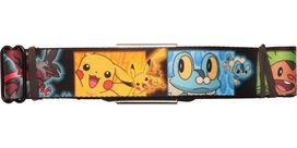 Pokemon Generation 6 Pokemon Squares Seatbelt Belt