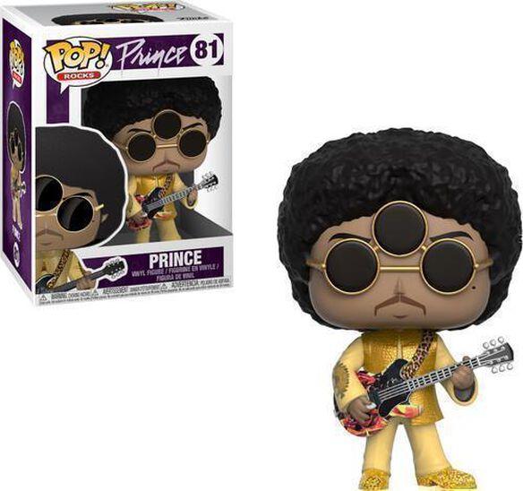 Funko Pop! Rocks: Prince (3rd Eye Girl)