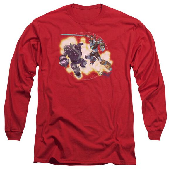 Voltron Robeast Long Sleeve Adult T-Shirt
